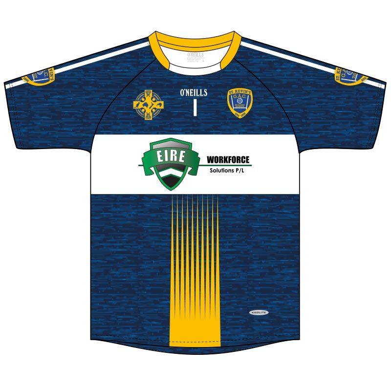 St Kevins GAC Melbourne GAA Keeper Jersey