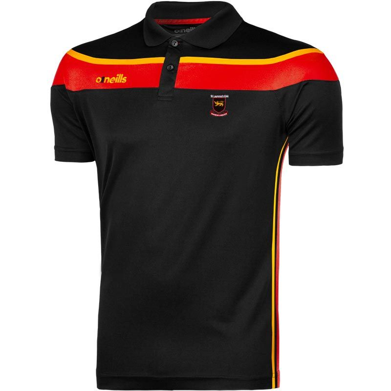 St Laurences GAA Auckland Polo Shirt