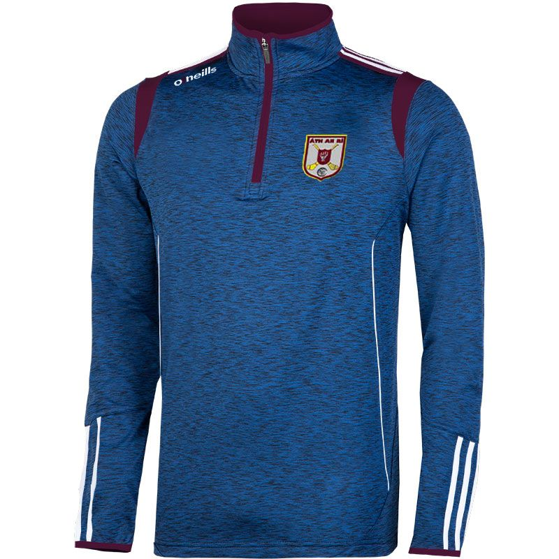 St Marys GAA Athenry Solar Brushed Half Zip Top Kids