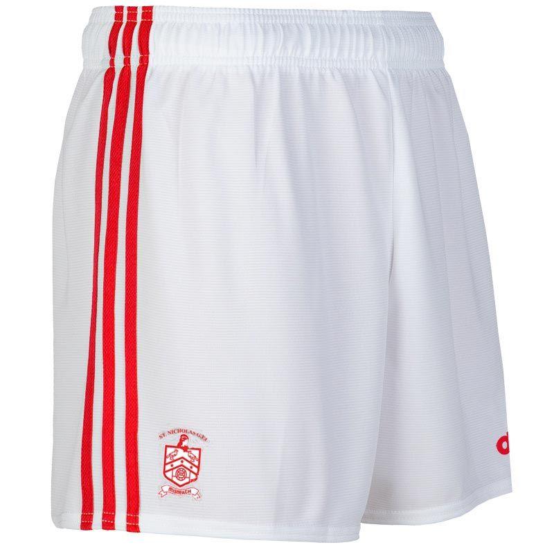 St Nicholas GFC Mourne Shorts