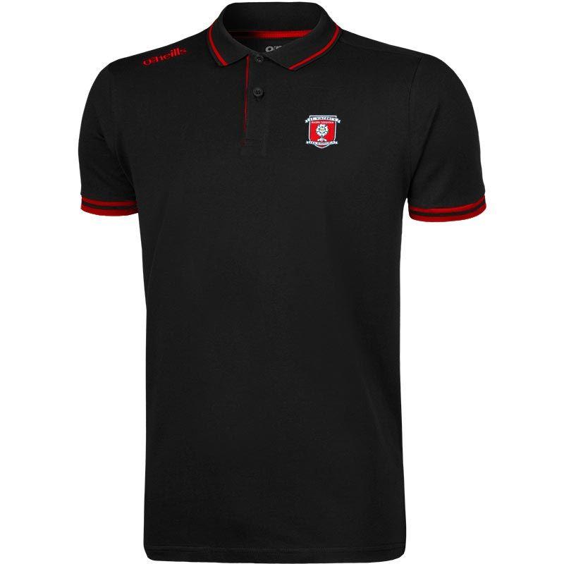 St Vincents GAA Sheffield Portugal Cotton Polo Shirt