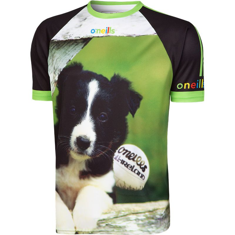 Star Paws Black Ploughing Championships Jersey 2019