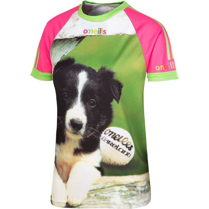 Star Paws Pink Ploughing Championships Jersey 2019