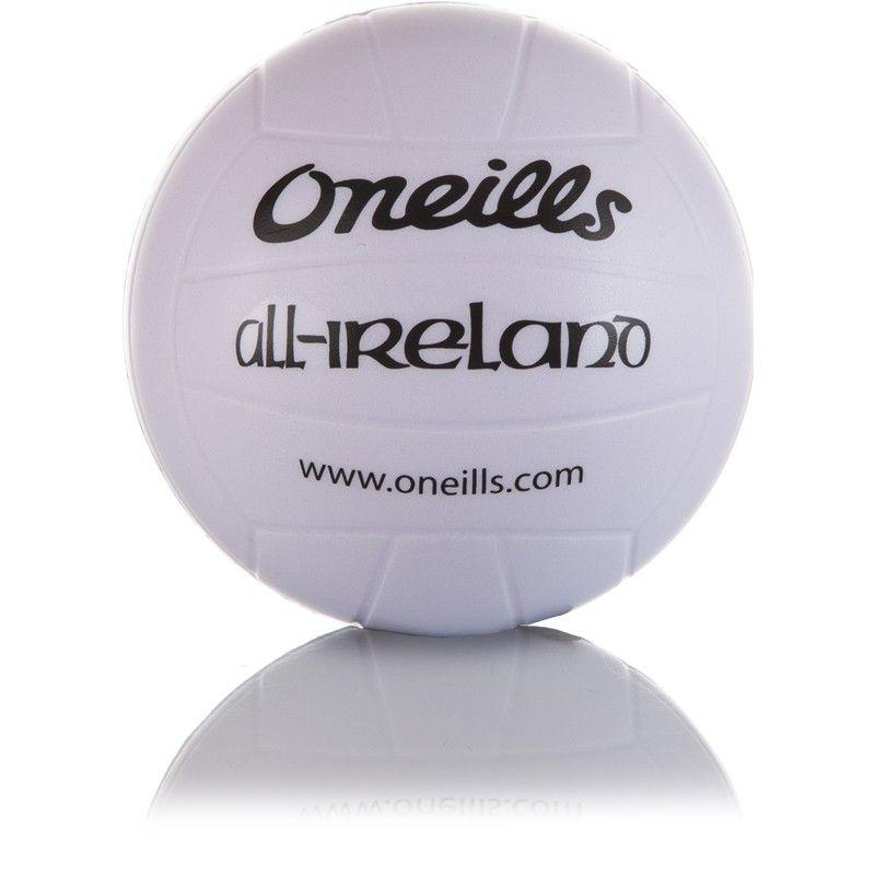 All Ireland Football Stress Ball (White)