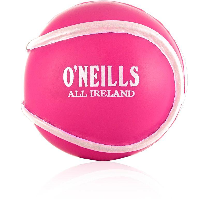 All Ireland Hurling Stress Ball (Pink/White)