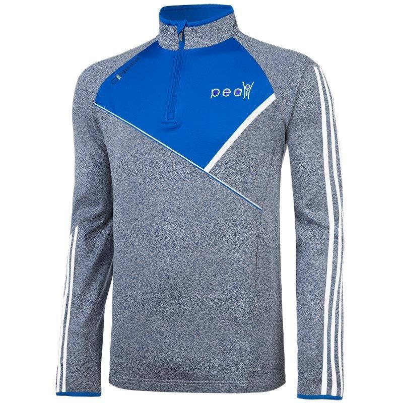 The Physical Education Association of Ireland Suir Half-Zip Brushed Top (Kids)