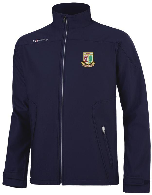 Rush Cricket Club Suir Softshell Jacket