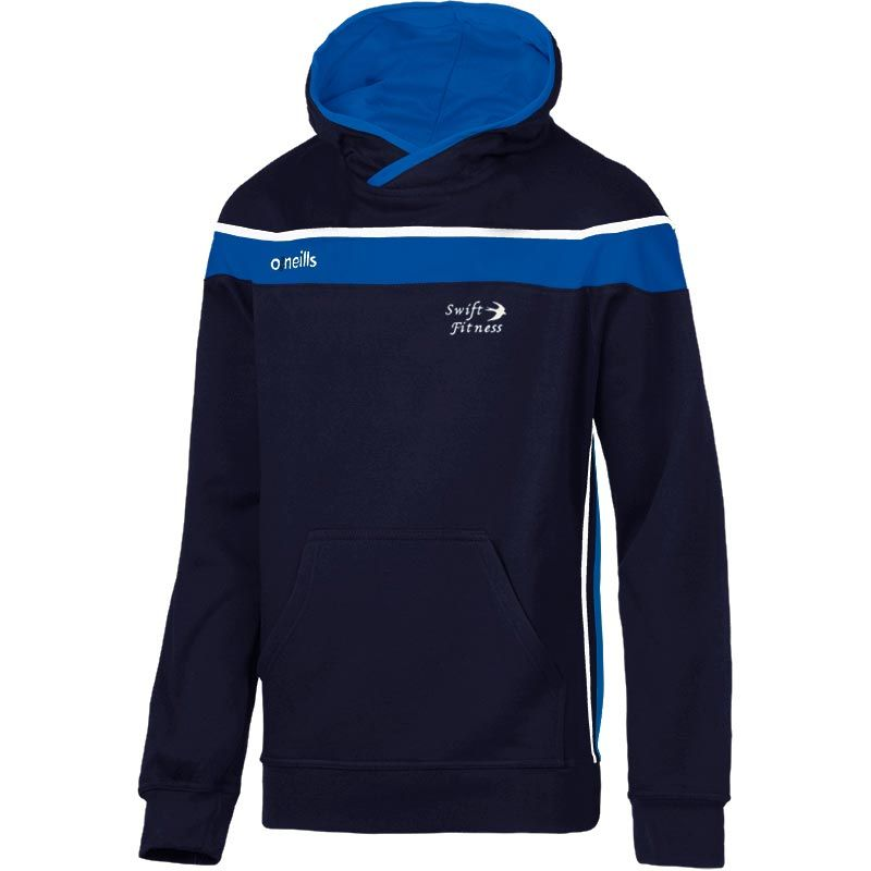 Swift Fitness Kids' Auckland Hooded Top