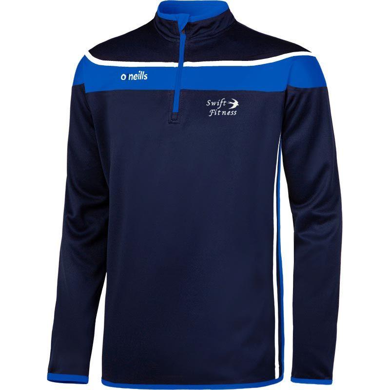 Swift Fitness Auckland Squad Half Zip