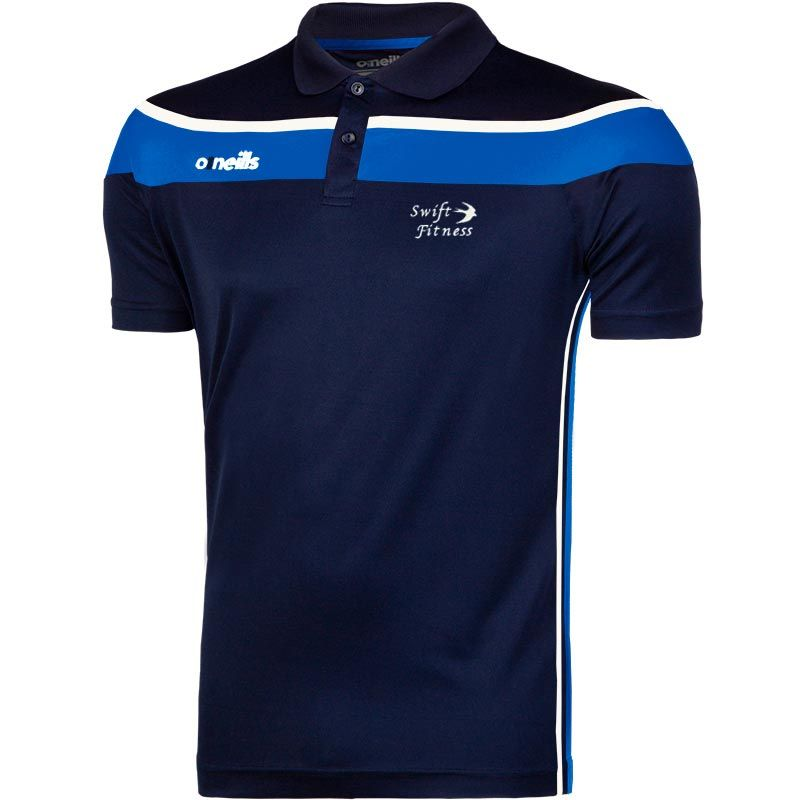 Swift Fitness Kids' Auckland Polo Shirt