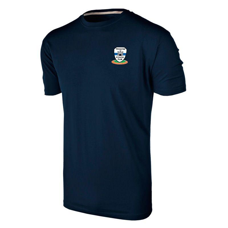Dunboyne Athletics Club Basic T-Shirt (Navy) Kids