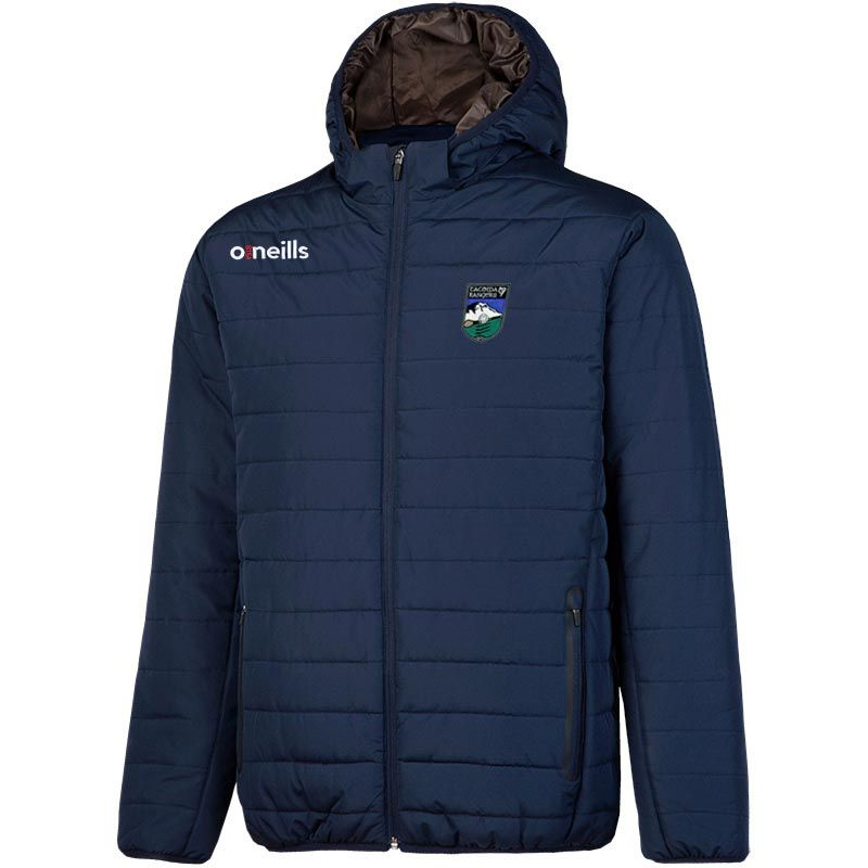 Tacoma Rangers Kids' Solar Hooded Padded Jacket