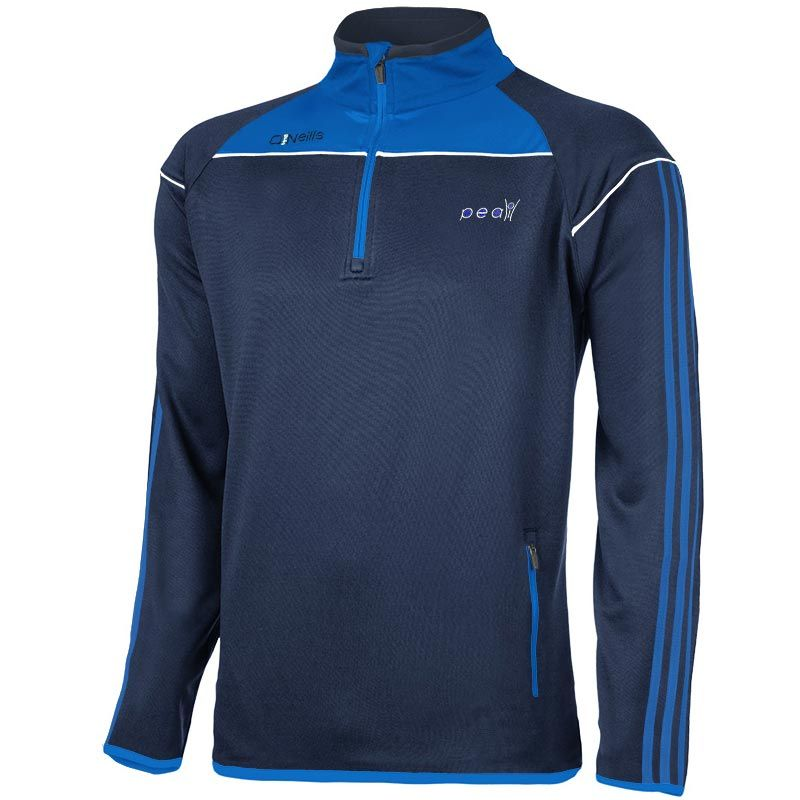 The Physical Education Association of Ireland Aston Half Zip Top Kids