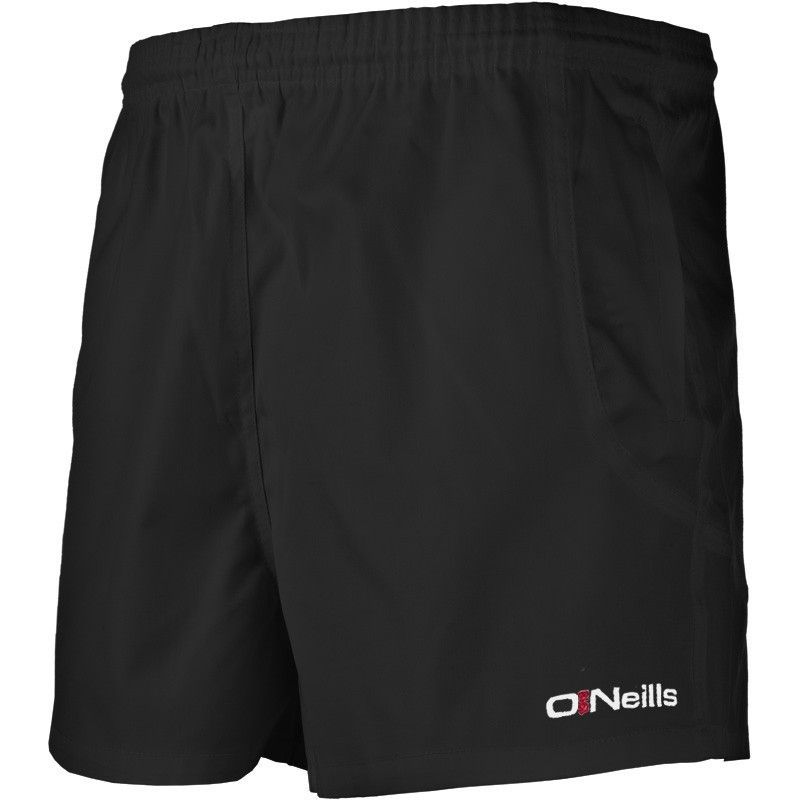 Kids' Thomond Rugby Shorts Black