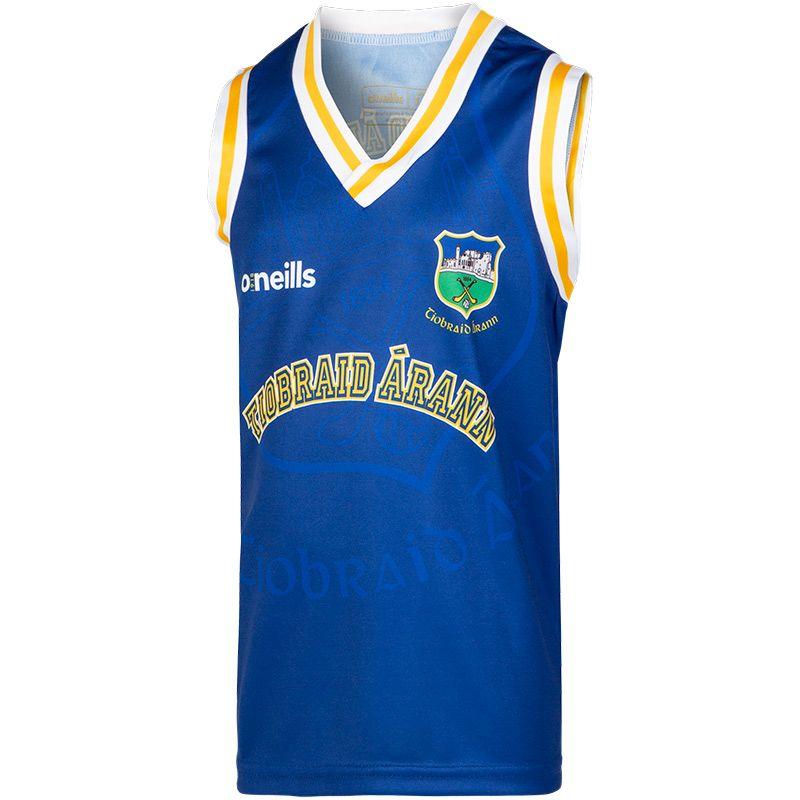 Tipperary GAA Kids' Basketball Vest