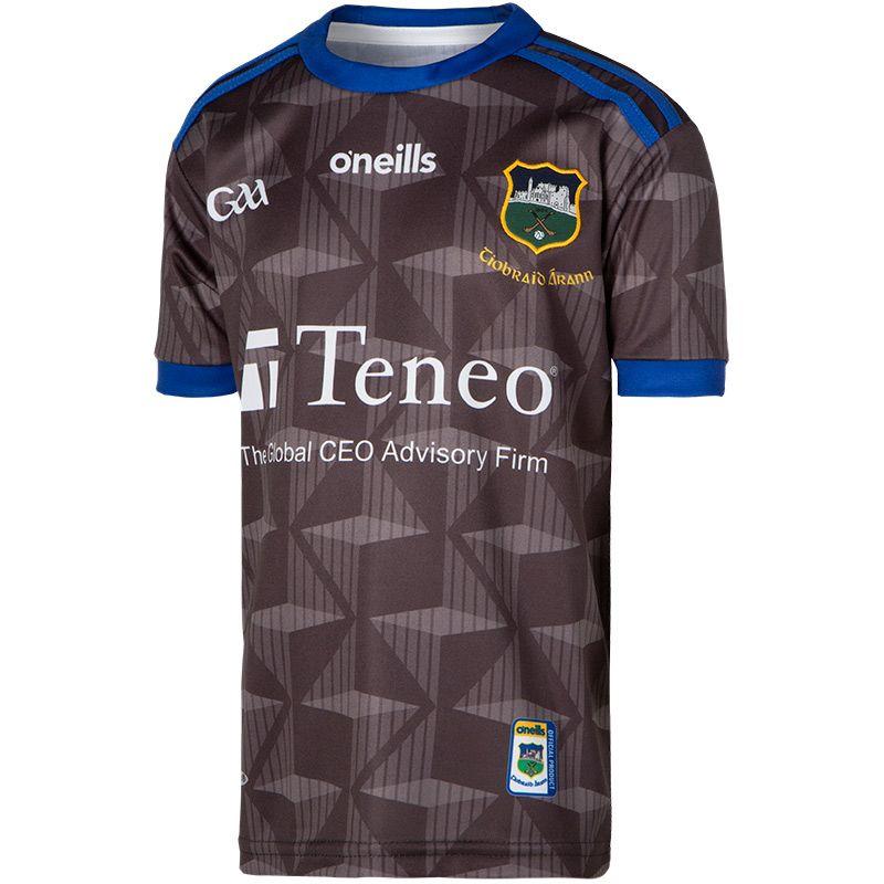 Tipperary GAA Goalkeeper 2-Stripe Jersey (Kids)