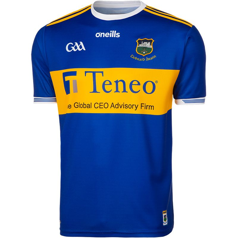 Tipperary GAA 2-Stripe Player Fit Home Jersey
