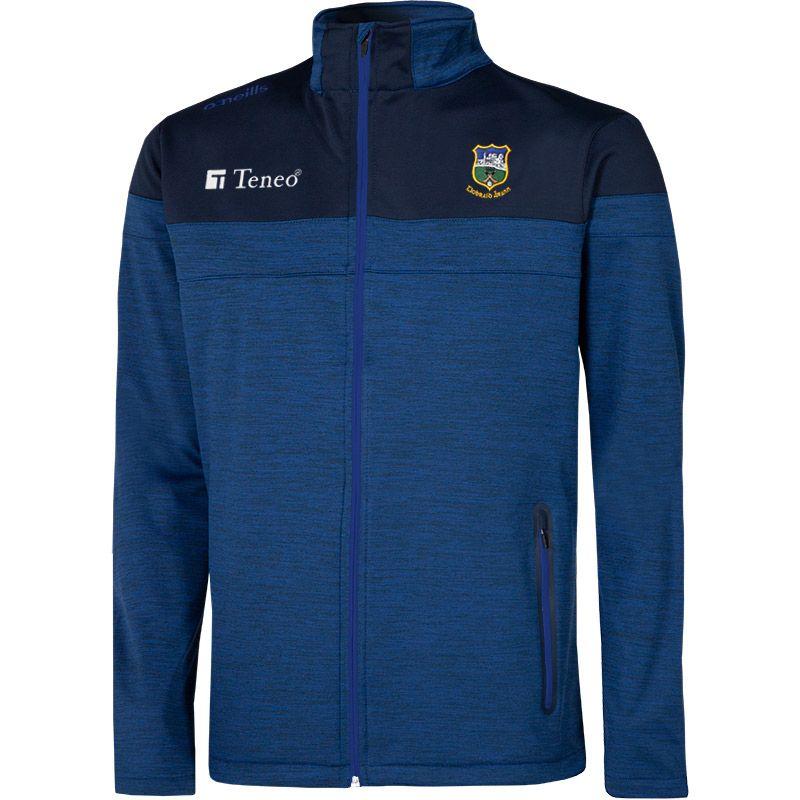 Tipperary GAA Men's Nevis Soft Shell Jacket Marine / Royal