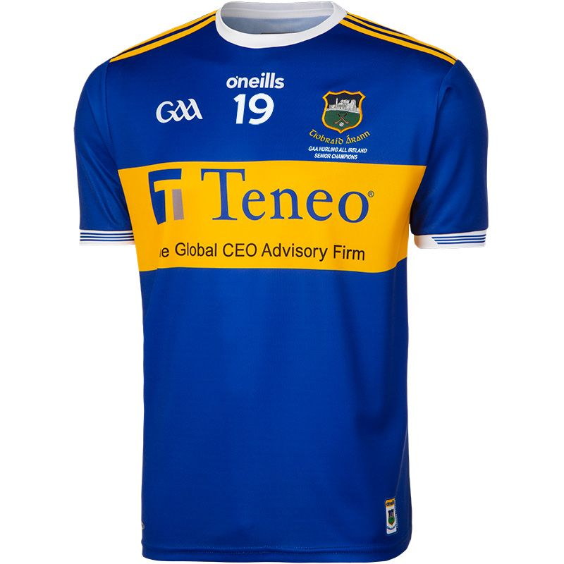 Tipperary GAA Kids' All Ireland Senior Hurling Champions Jersey 2019