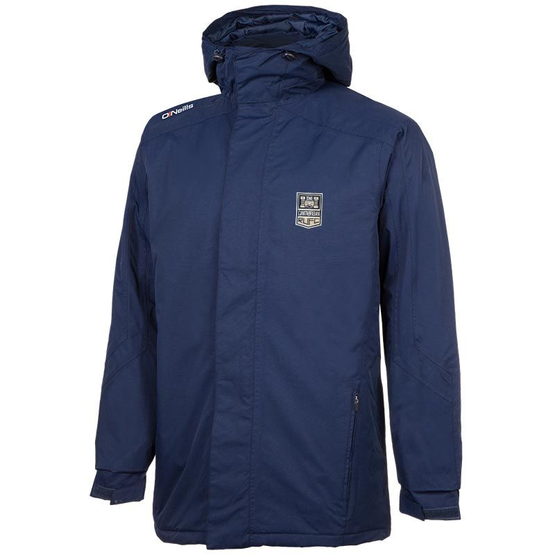 Cantabs RFC Touchline 2 Padded Jacket