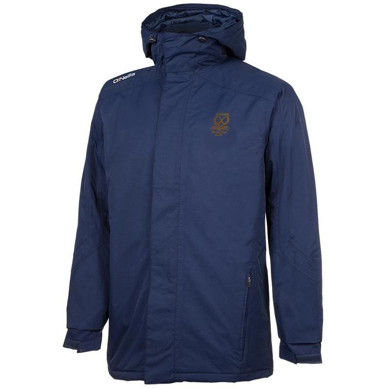 St Gabriels Hurling Club London Touchline 2 Padded Jacket