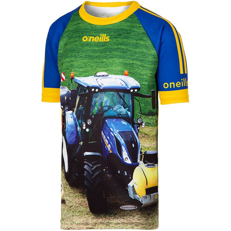 Kids' Tracthor Ploughing Championships Jersey 2019