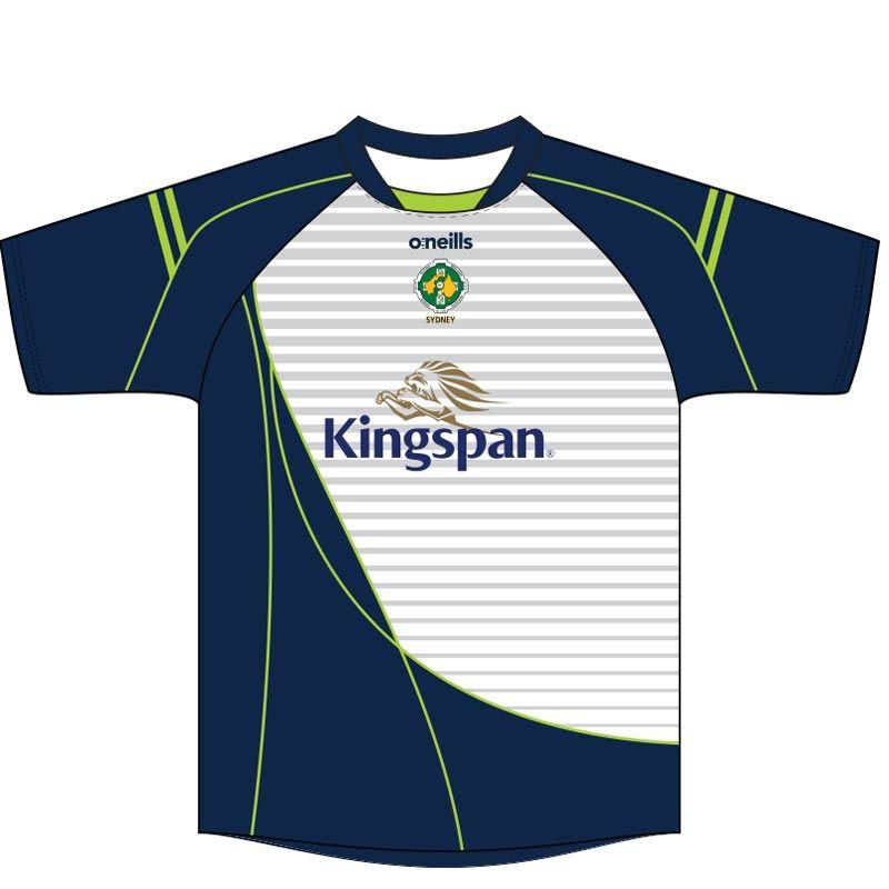 Young Ireland GFC Sydney GAA Training Short Sleeve Top (Kids)