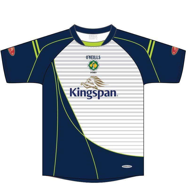 Young Ireland GFC Sydney GAA Training Short Sleeve Top