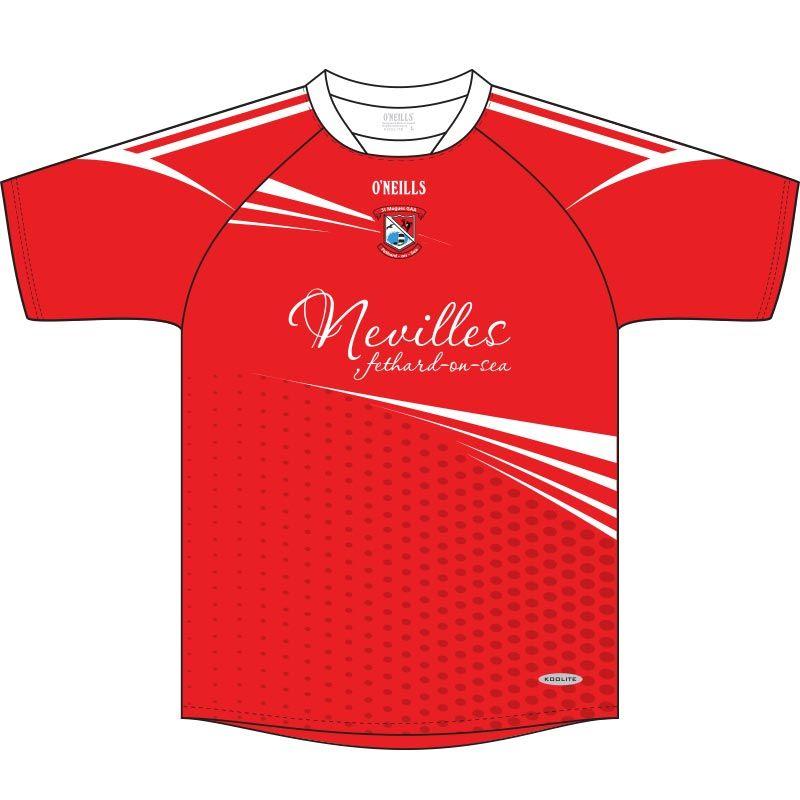 Fethard St Mogues GAA Training Short Sleeve Top (Kids)