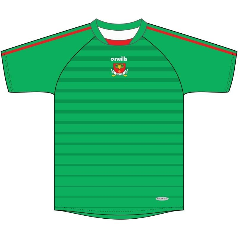 Tolosa Gaels Training Short Sleeve Top