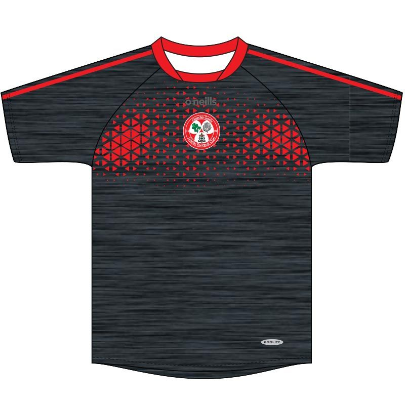 Glasgow Gaels GAA Kids' Training Short Sleeve Top