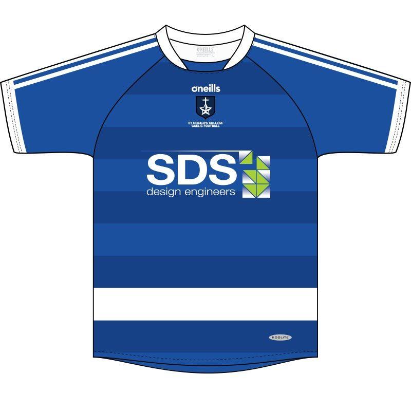 St Gerald's College GAA Short Sleeve Training Top