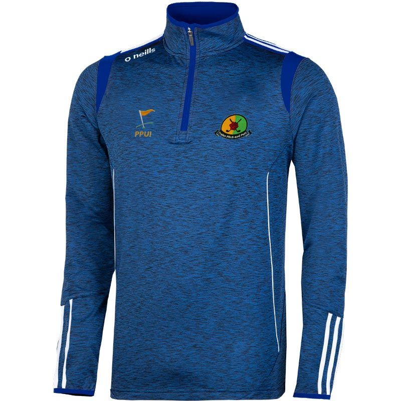 Tralee Pitch and Putt Solar Brushed Half Zip Top
