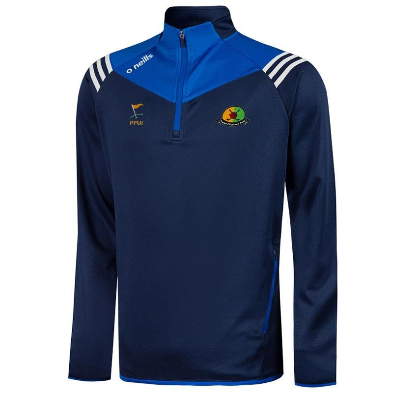 Tralee Pitch and Putt Kids' Colorado Half Zip Squad Top