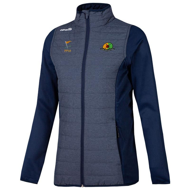 Tralee Pitch and Putt Katie Lightweight Padded Jacket