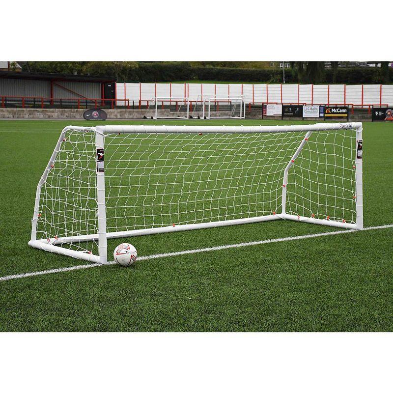 Precision Match Goal Posts 12' x 4'