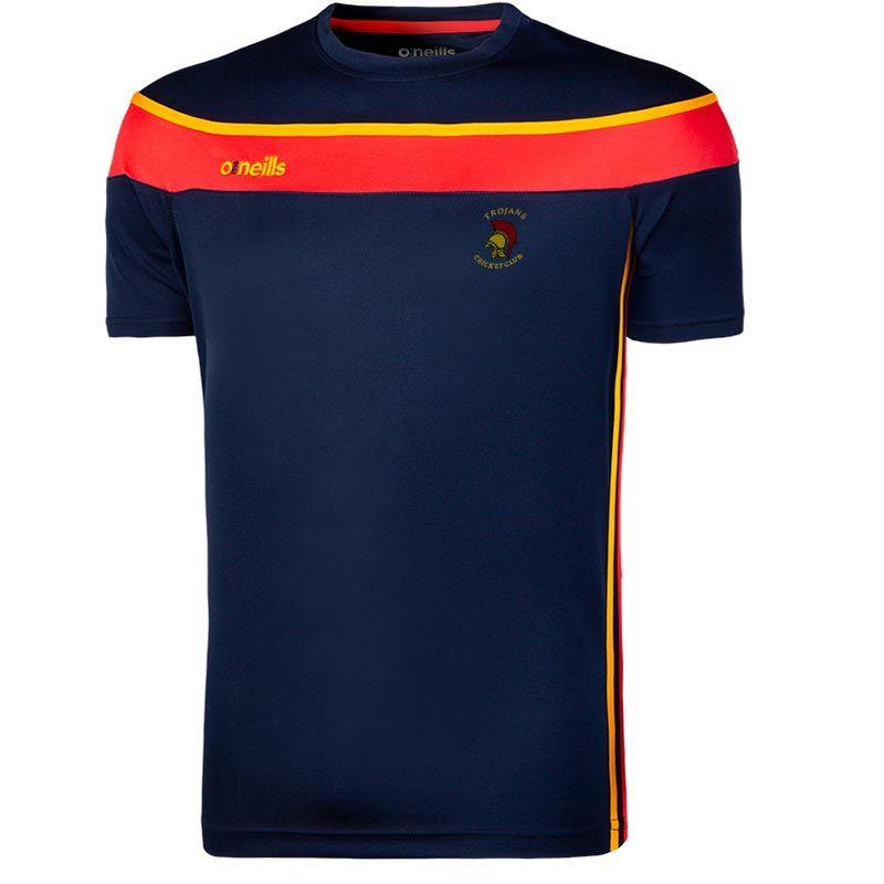 Trojans Cricket Club Kids' Auckland T-Shirt