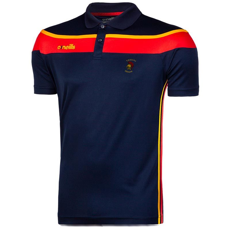 Trojans Squash Club Auckland Polo Shirt