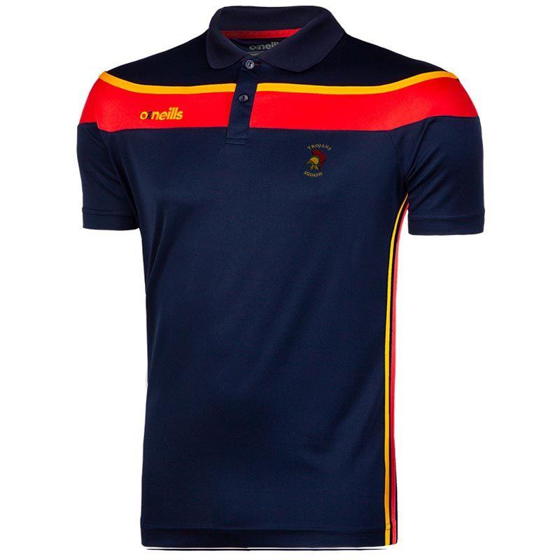 Trojans Squash Club Auckland Polo Shirt Kids