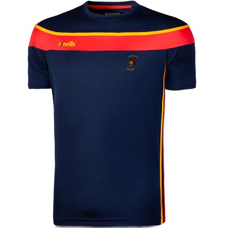 Trojans Squash Club Auckland T-Shirt Kids