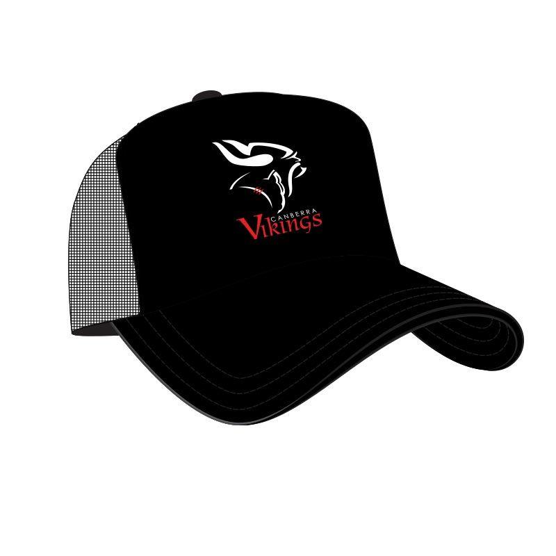 Canberra Vikings Trucker Mesh Cap