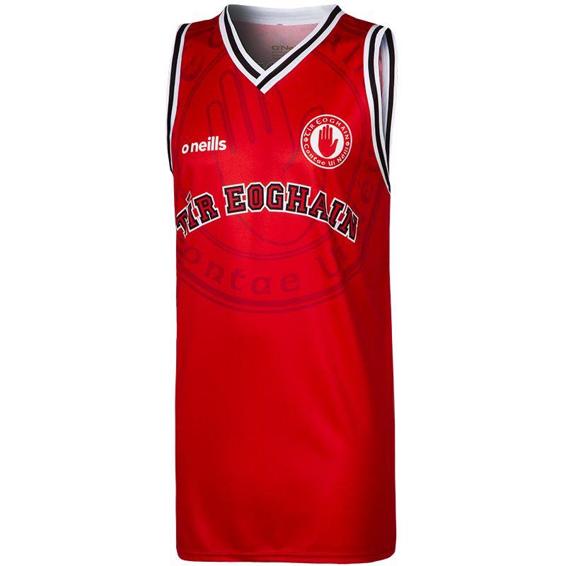 Tyrone GAA Basketball Vest