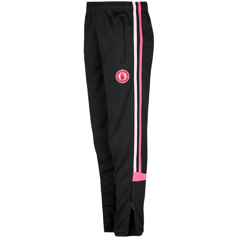 Tyrone GAA Colorado 2S Skinny Pants (Kids) (Black/Knockout Pink/Cotton Candy)