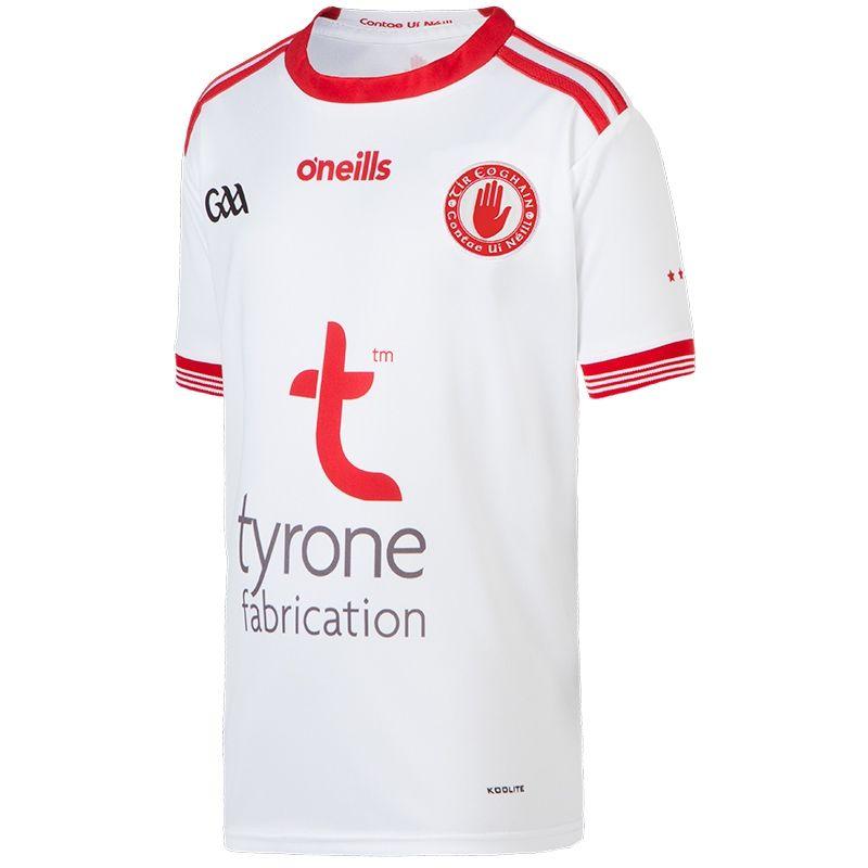 Tyrone GAA Home 2-Stripe Jersey (Kids)