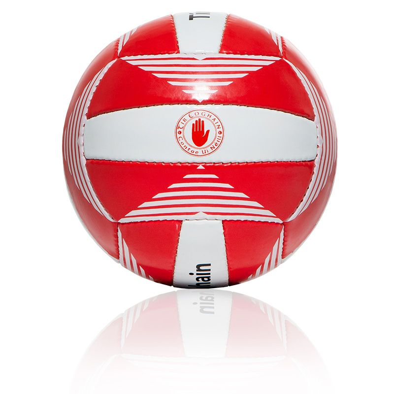 Tyrone GAA All Ireland Gaelic Football (Red/White) (Midi)