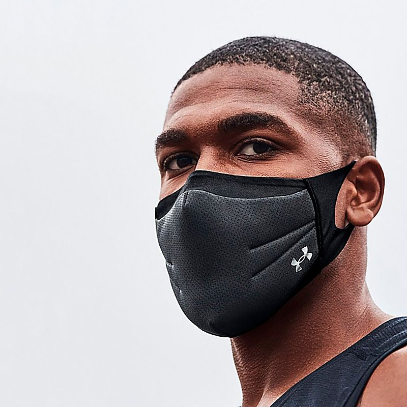 Under Armour Face Mask Black