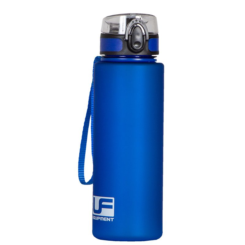 UFE Flip Lid Water Bottle 700ml Blue