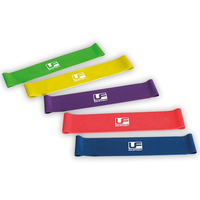 UFE Resistance Band Loop Set of 5