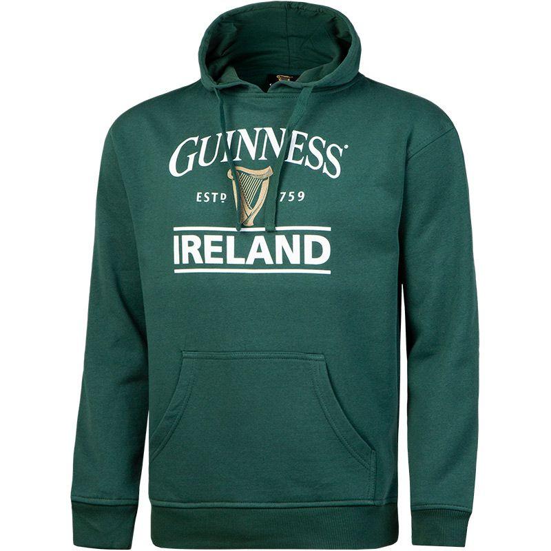 Guinness Harp Hooded Top Bottle