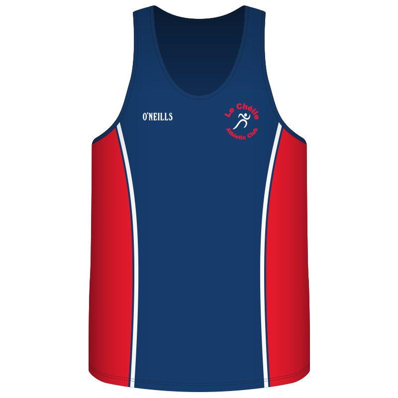 Le Cheile A.C. Printed Athletics Vest (Mens)